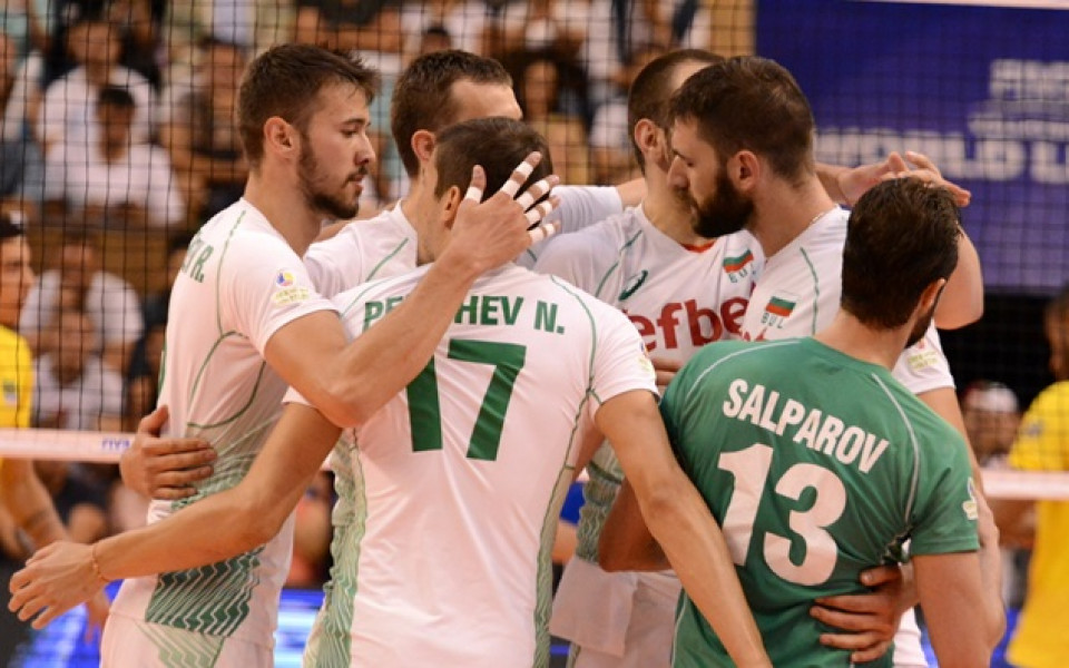 България ще бъде част от ′Нова волейболна лига′ 2018