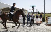 Второ място за Няголов на СК по конен спорт