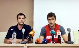 Александър Везенков за националния: Това е най-важното в момента
