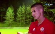 Десподов: Ще гоним титлата, второ и трето място не прилягат на ЦСКА