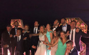 Сватбата на Серхио Люл<strong> източник: instagram.com</strong>