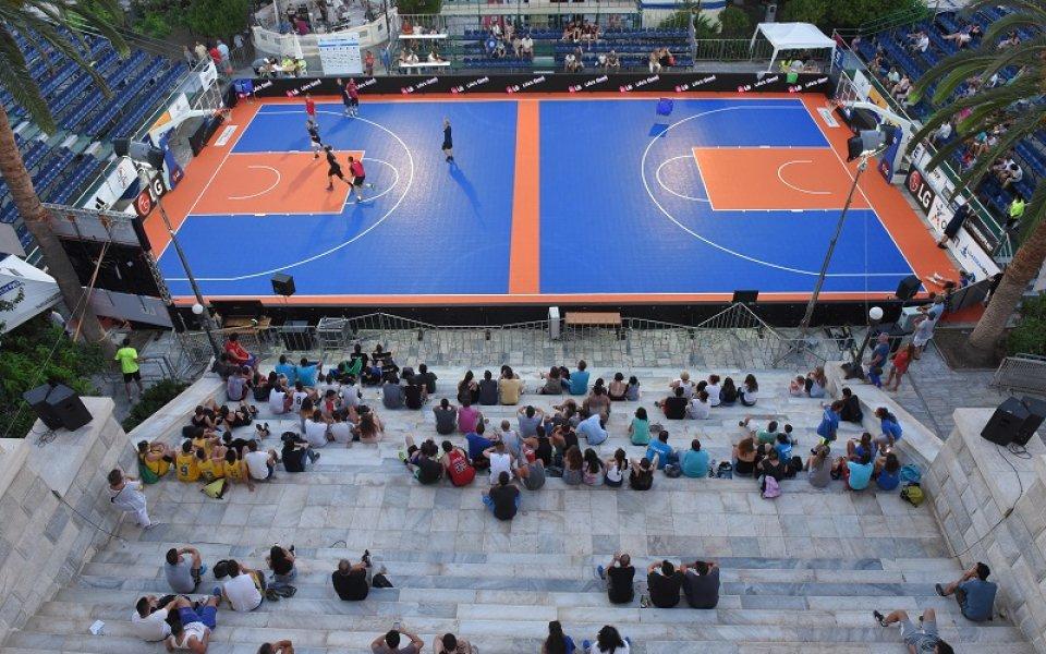 Страхотно шоу в Атина събра баскет елита