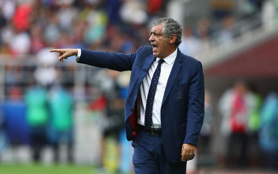 Фернандо Сантош: Португалия закономерно завърши на трето място