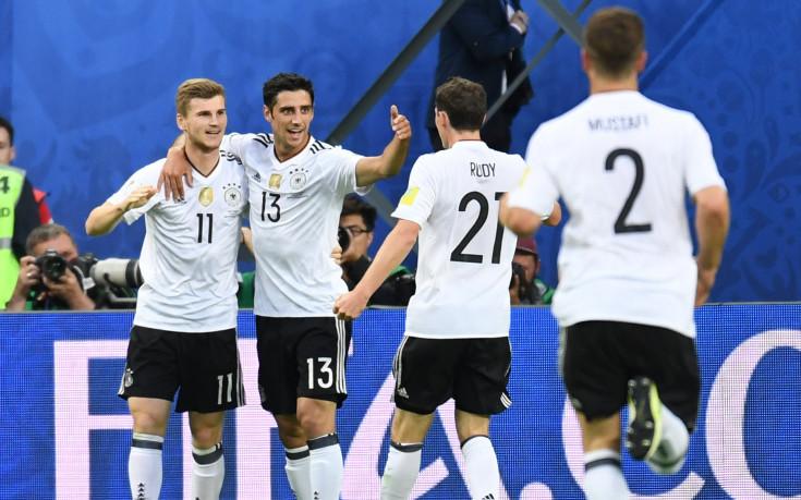 Както винаги: Накрая спечели Германия