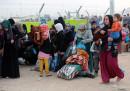 Бежанци в Северен Ирак (архивна снимка)