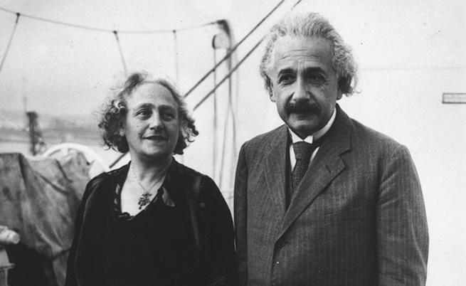 Айнщайн и Елза