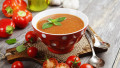 доматена супа