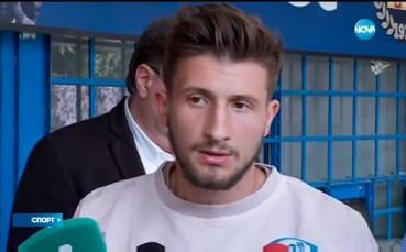 Левски се раздели с двама свои играчи