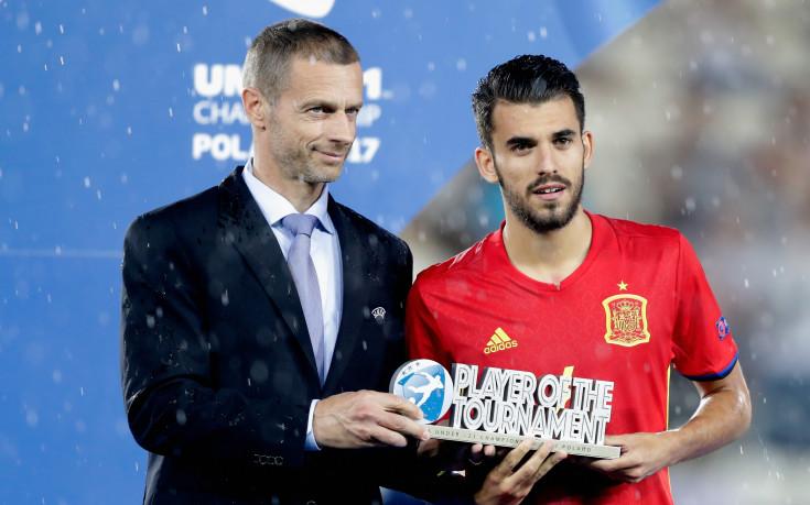 Себайос за Реал и Барса: Само се успокойте