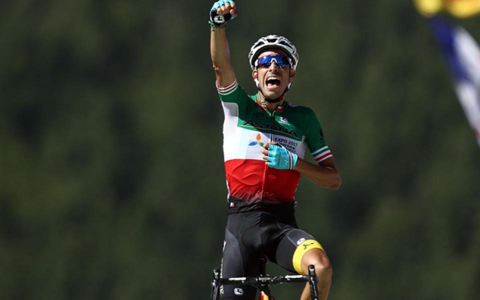 Италианец спечели петия етап в Тур дьо Франс