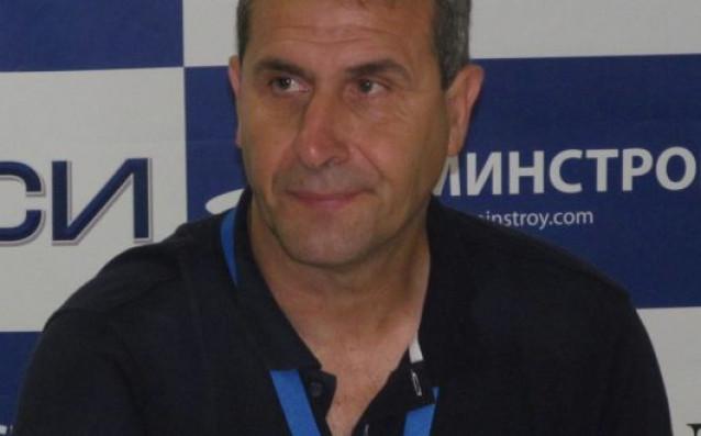 Димитър Димитров-Херо източник: fcdunav.eu