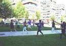 За втора година танци на открито в София