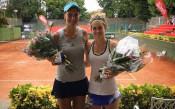 Нова титла на двойки за Александрина Найденова