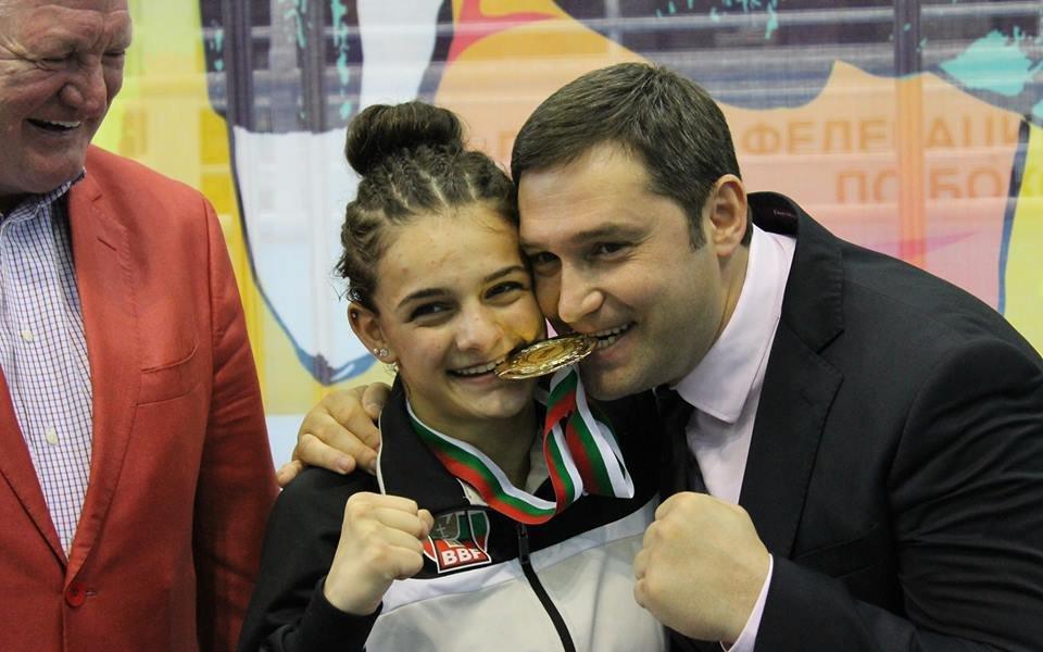 Второ злато за България на Европейското по бокс за девойки