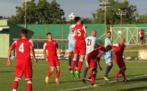 Царско село поведе във Втора лига