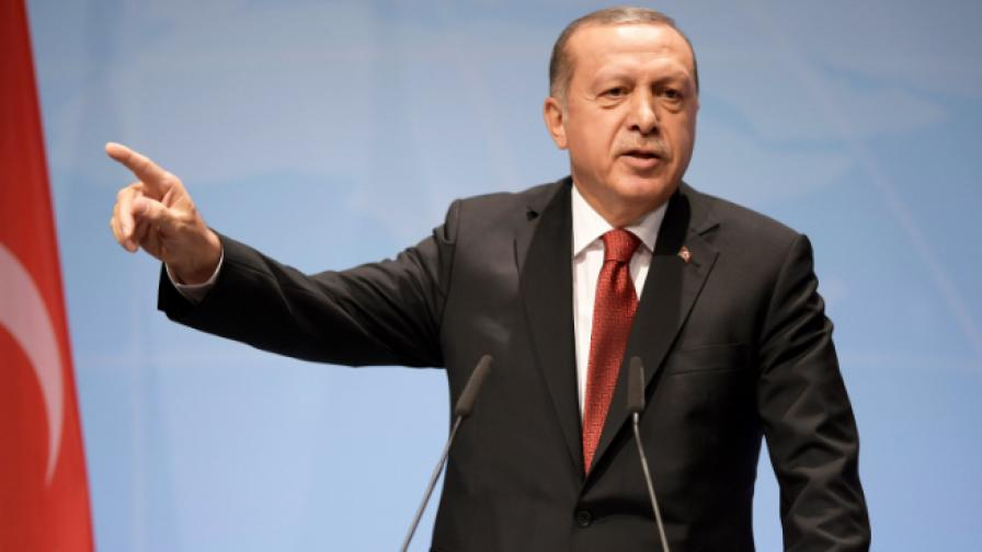 Ердоган: Насилието срещу жени е престъпление срещу човечеството
