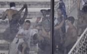 Безредици на дербито Васко - Фламенго<strong> източник: Gulliver/Getty Images</strong>