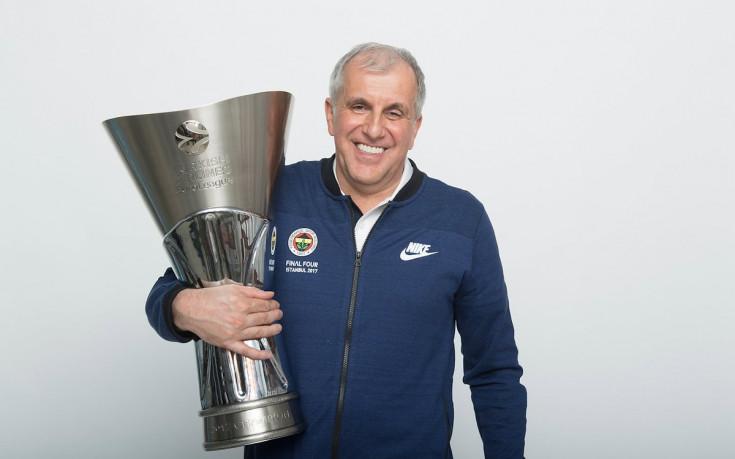 Легендата Обрадович е Треньор на годината