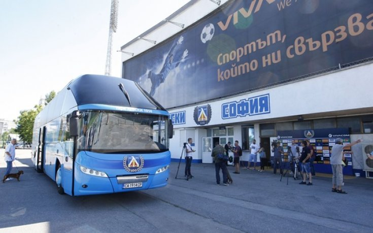 Левски обяви програмата до мача с Хайдук