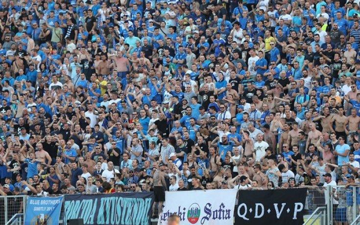 Свършиха билетите за български фенове на Хайдук - Левски