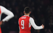 Тежката 9-ка в Арсенал се падна на Лаказет
