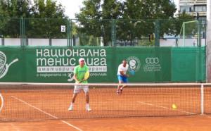 Поредният турнир от Националната тенис лига ще се проведе на 15 и 16 юли