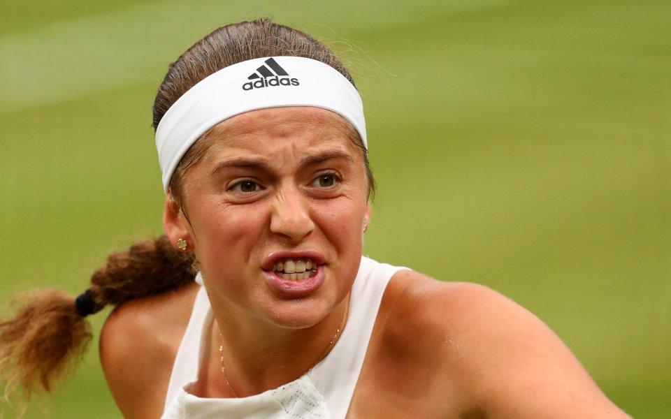 Остапенко на полуфинал в Индиън Уелс