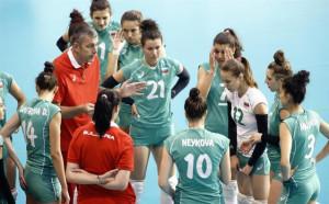 България излиза за бронза на Евроволей за момичета