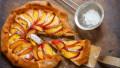 десерт с нектарини