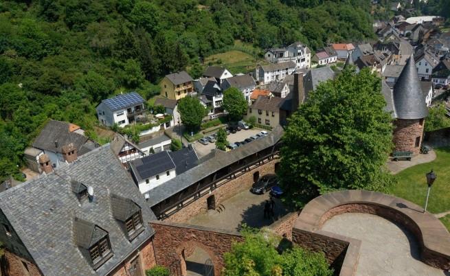 Бюлинген - едно от градчетата от Немскоезичната общност в Белгия