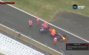 Рикардо с проблеми в квалификацията преди Гран при на Великобритания