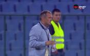 Загорчич: Доволен съм от точката, но аз искам победи