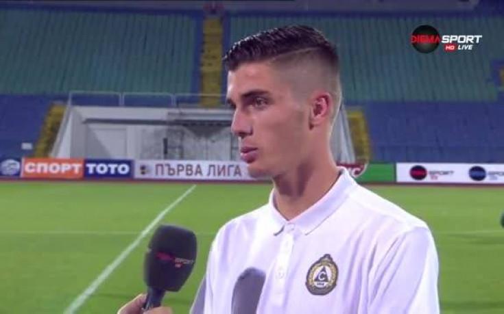 Официално: Българин ще играе във Фиорентина