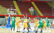 Баскетболните национали с първа загуба в контролите