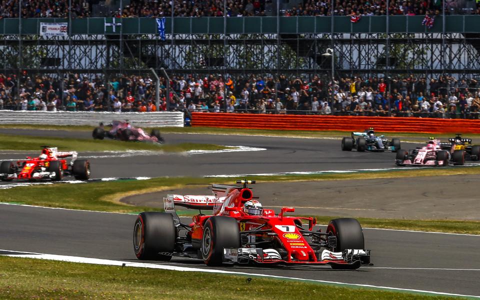 Сантандер приключва спонсорството  на Ферари и Формула 1