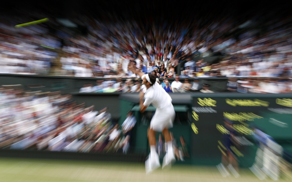 Легендарният Федерер покори Уимбълдън за рекорден осми път