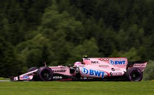 Розовият цвят е подсъден… поне във Формула 1