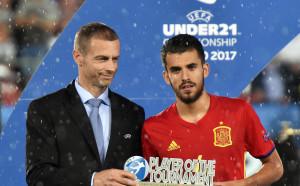 Новият в Реал се сбогува с бившия си тим