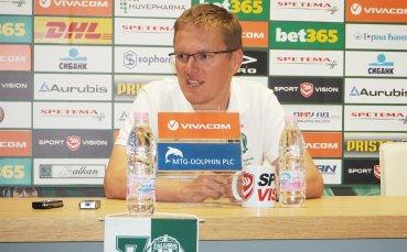 Официално: Лудогорец има нов треньор, спецът впечатлил братя Домусчиеви
