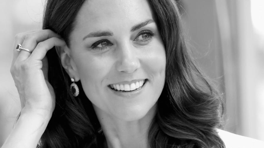 Кейт Мидълтън: Не съм перфектна, гримирана съм