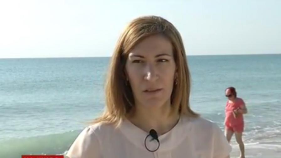 """Ангелкова: Нашето море не е """"Слънчев бряг"""""""