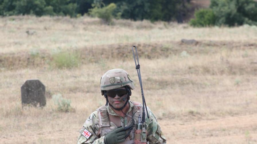 Военни игри или нова студена война