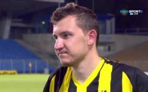 Тодор Неделев: Вече сме играли трети кръг, дано сега го минем