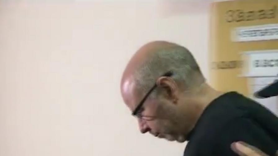Шведът, изритал камериерка в главата, излезе от ареста