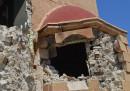 Вижте разрухата след смъртоносния трус на Кос