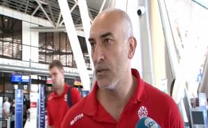 Минчев: Седмицата бе тежка за играчите, срещу Македония направихме доста слаб мач