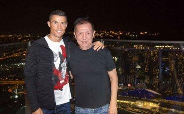 Защо Роналдо ще се разкъсва на мача с Валенсия?