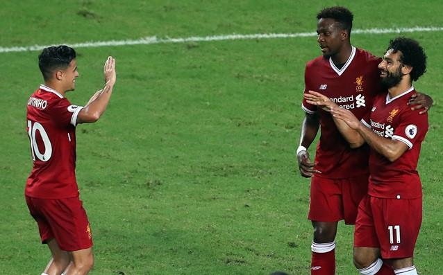 Ливърпул триумфира с Азиатската купа на Висшата лига