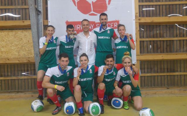 стрийт футбол източник: Sports Management Bulgaria