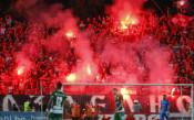 От ЦСКА се хвалят с феновете си след загубата от Лудогорец